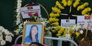 A volunteer Christian Teacher martyred in Burma