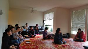 Doi Prayer meeting 1