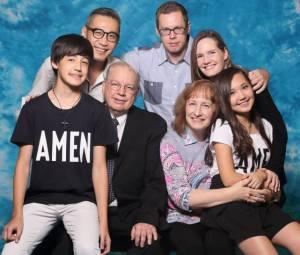Balcombe Family